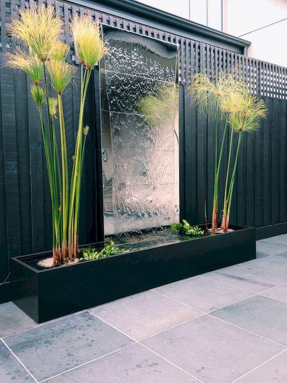 Backyard Water Feature Ideas 11