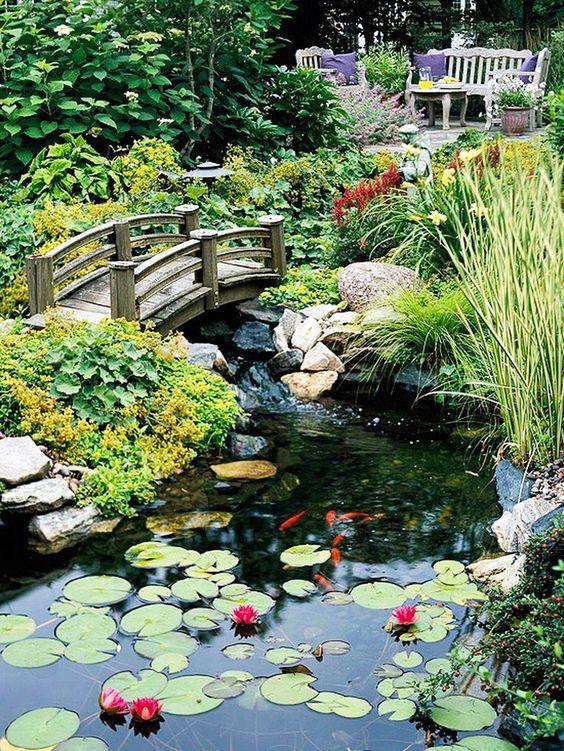 Backyard Water Feature Ideas 13