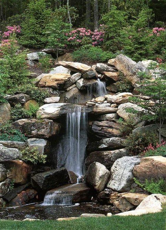 Backyard Water Feature Ideas 15