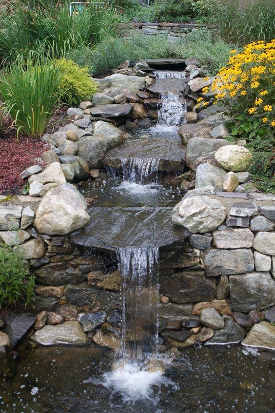 Backyard Water Feature Ideas 5