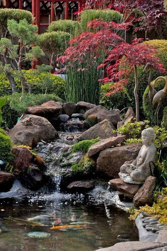 Backyard Water Feature Ideas 6