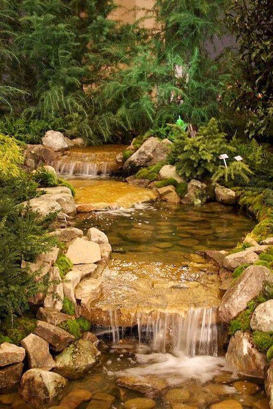 Backyard Water Feature Ideas 7