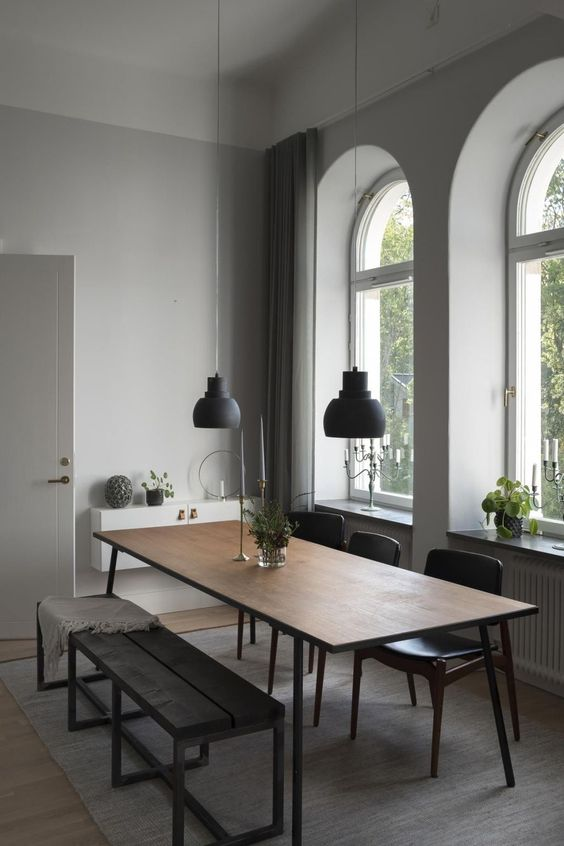 Dining Room Minimalist Ideas 10