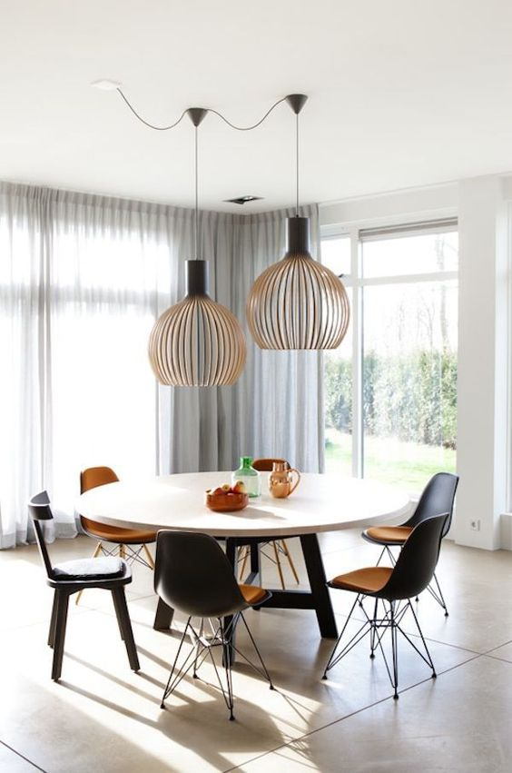Dining Room Minimalist Ideas 14