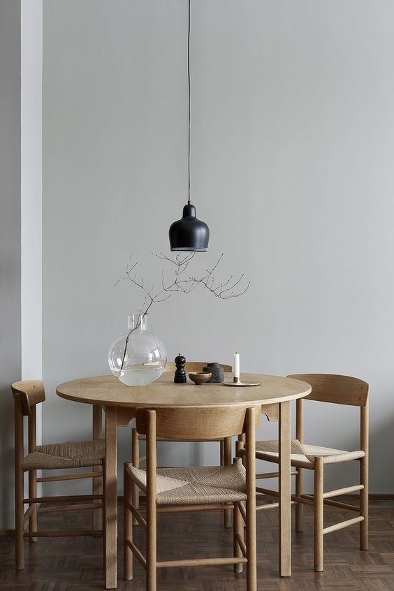 Dining Room Minimalist Ideas 15