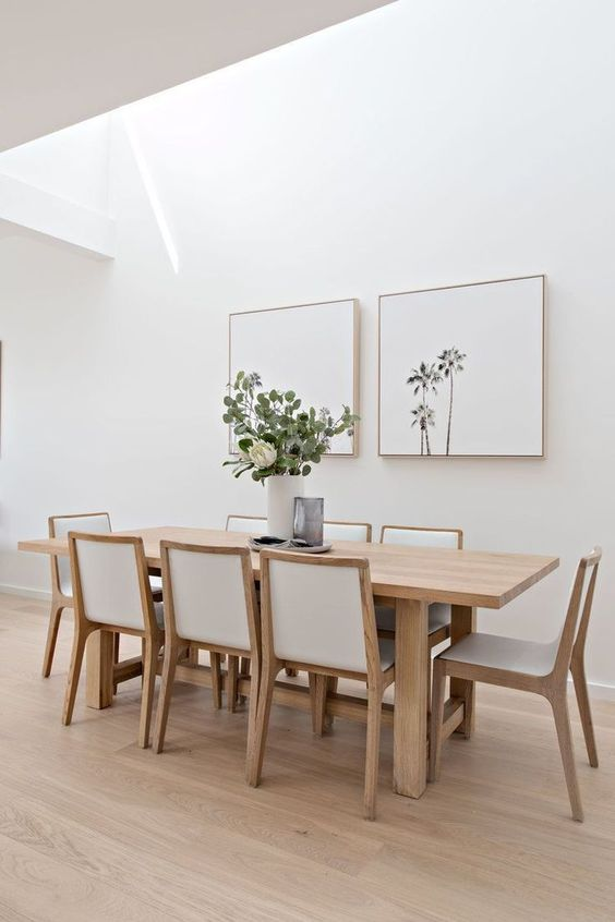 Dining Room Minimalist Ideas 18