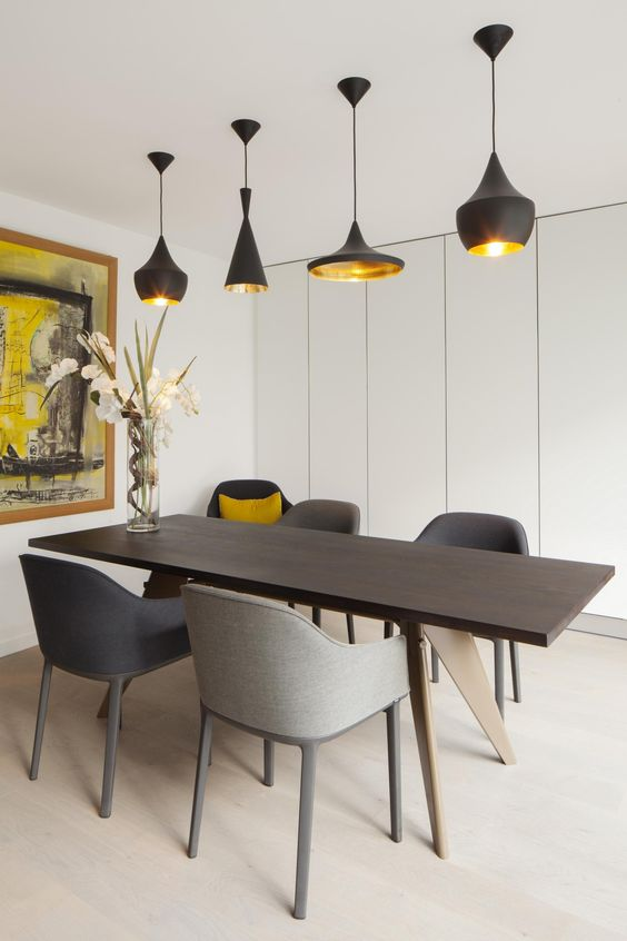 Dining Room Minimalist Ideas 19