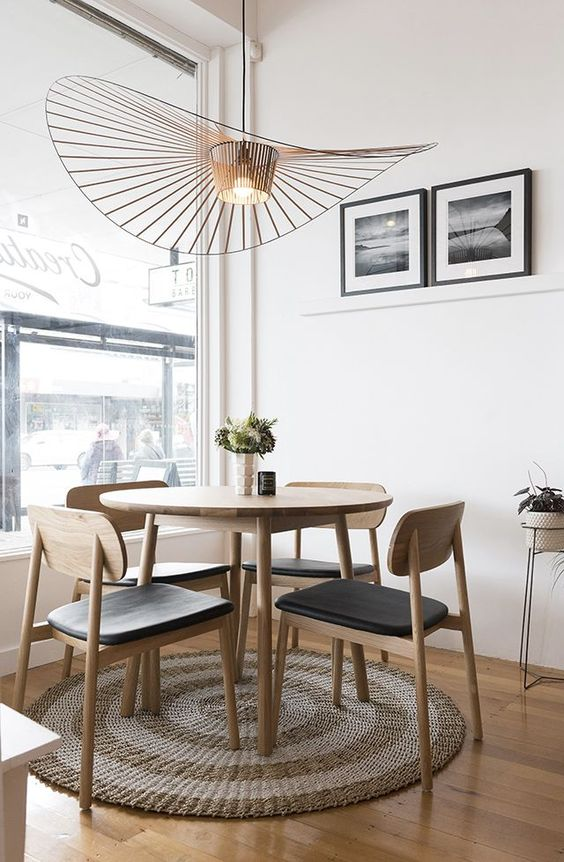 Dining Room Minimalist Ideas 6