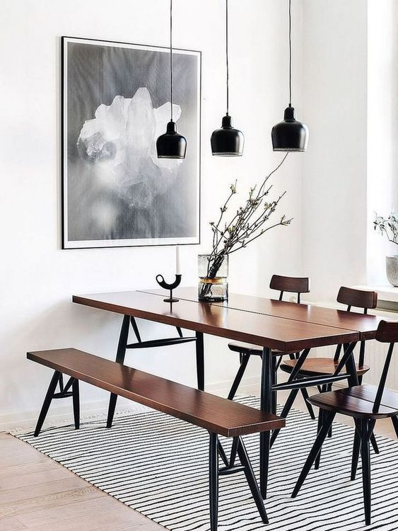 Dining Room Minimalist Ideas 7