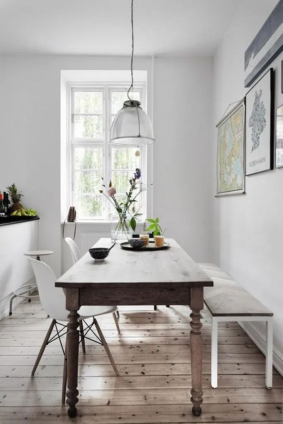 Dining Room Minimalist Ideas 9