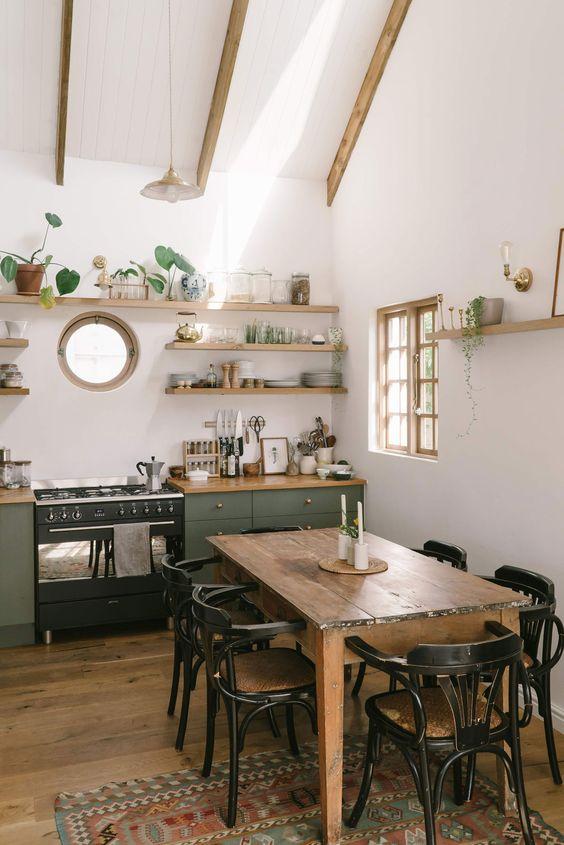 Open Kitchen Ideas 18