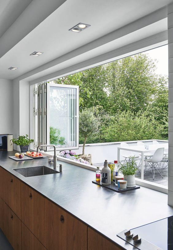Open Kitchen Ideas 7