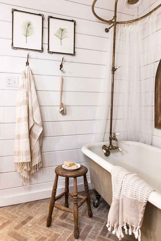 Vintage Bathroom Ideas 10