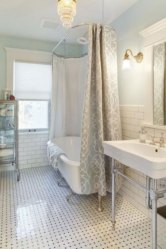 Vintage Bathroom Ideas 11