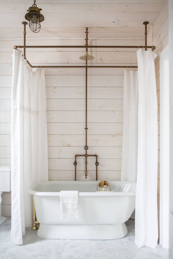 Vintage Bathroom Ideas 14