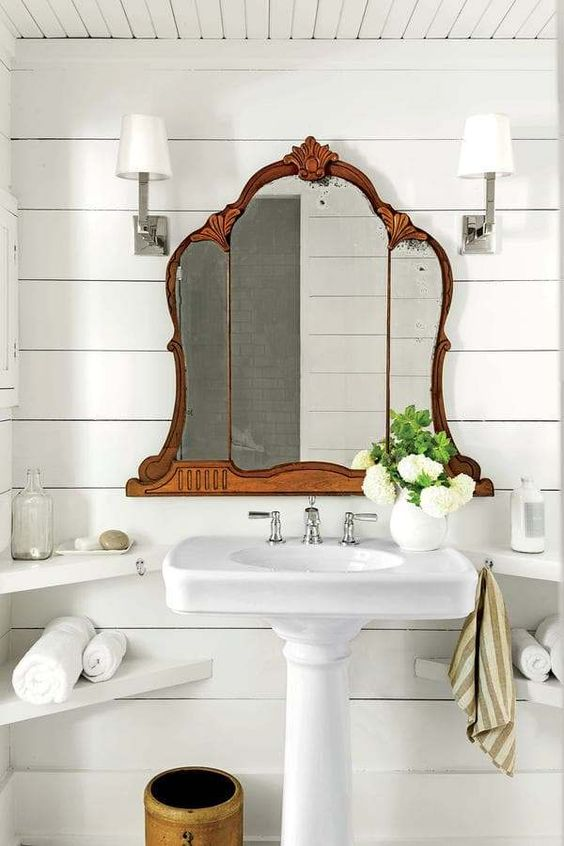 Vintage Bathroom Ideas 16