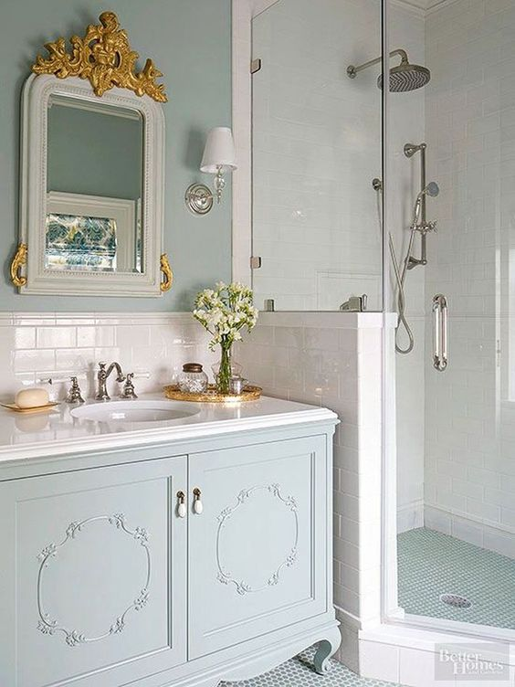 Vintage Bathroom Ideas 17