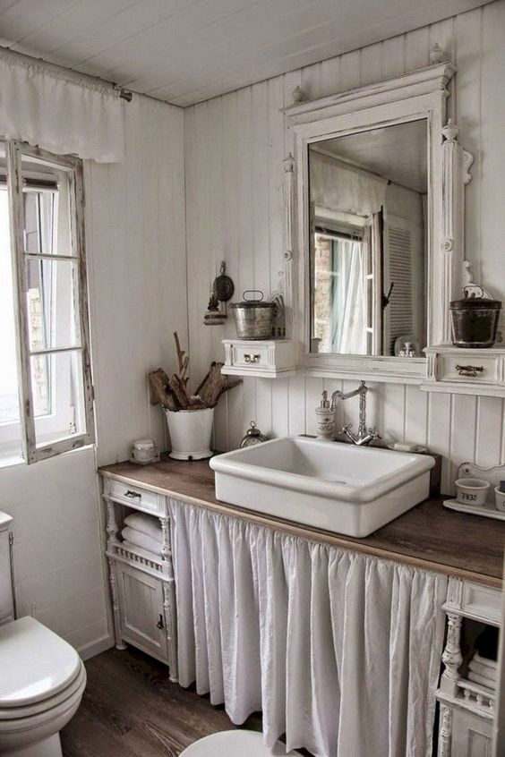 Vintage Bathroom Ideas: Stunning Vintage Setting
