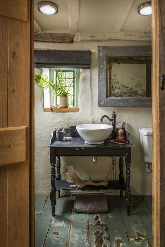 Vintage Bathroom Ideas 5