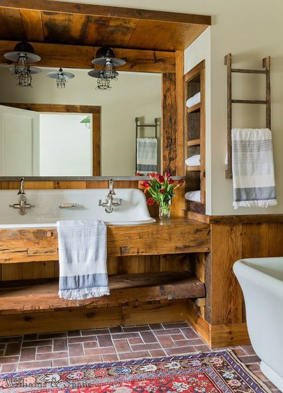 Vintage Bathroom Ideas 6
