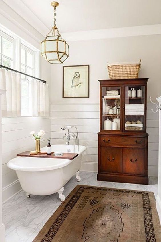 Vintage Bathroom Ideas 8