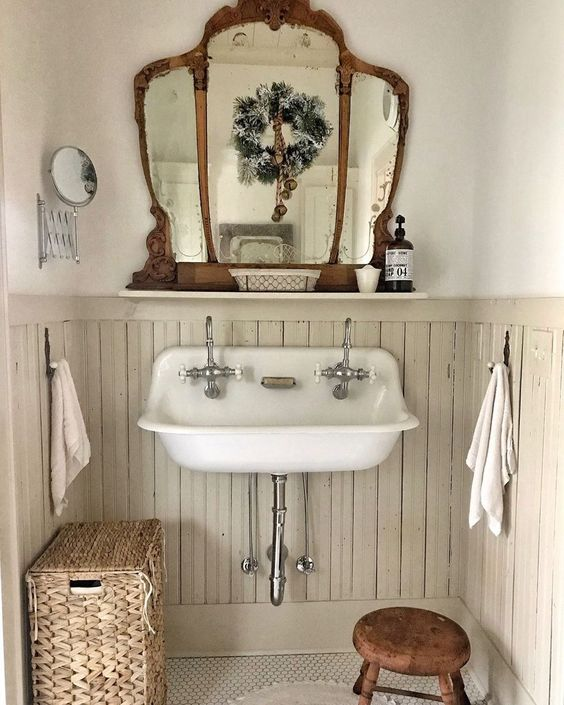 Vintage Bathroom Ideas 9