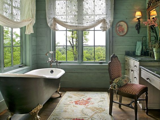 Bring Back Time with These Mesmerizing Vintage Bathroom Ideas