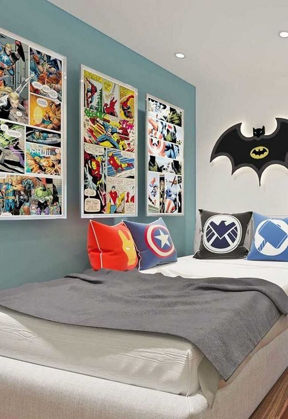 Boys Bedroom Ideas 14