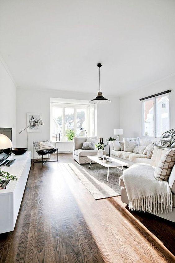 Scandinavian Living Room Ideas 12