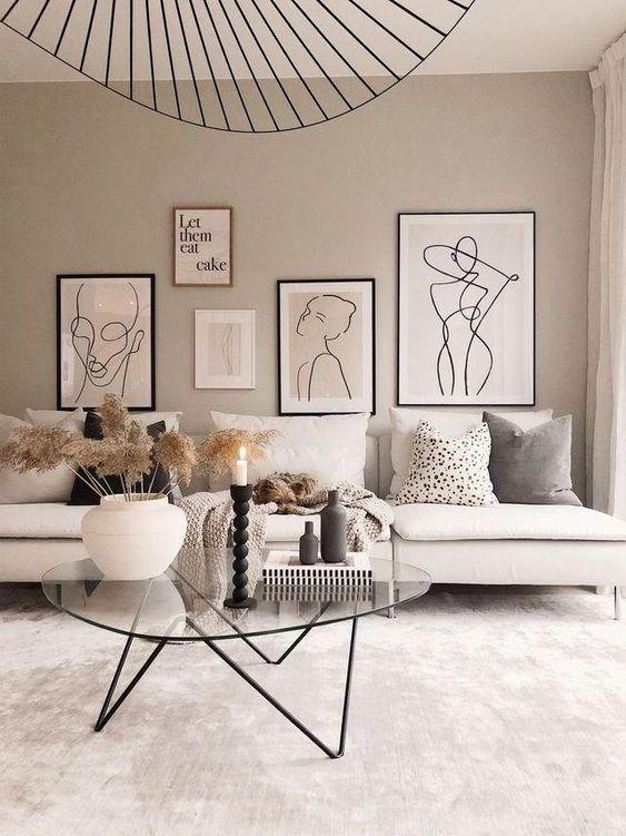 Scandinavian Living Room Ideas 13