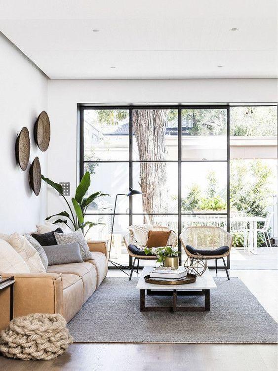 Scandinavian Living Room Ideas 14