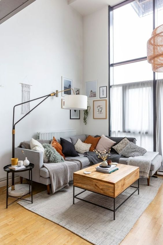 Scandinavian Living Room Ideas 15