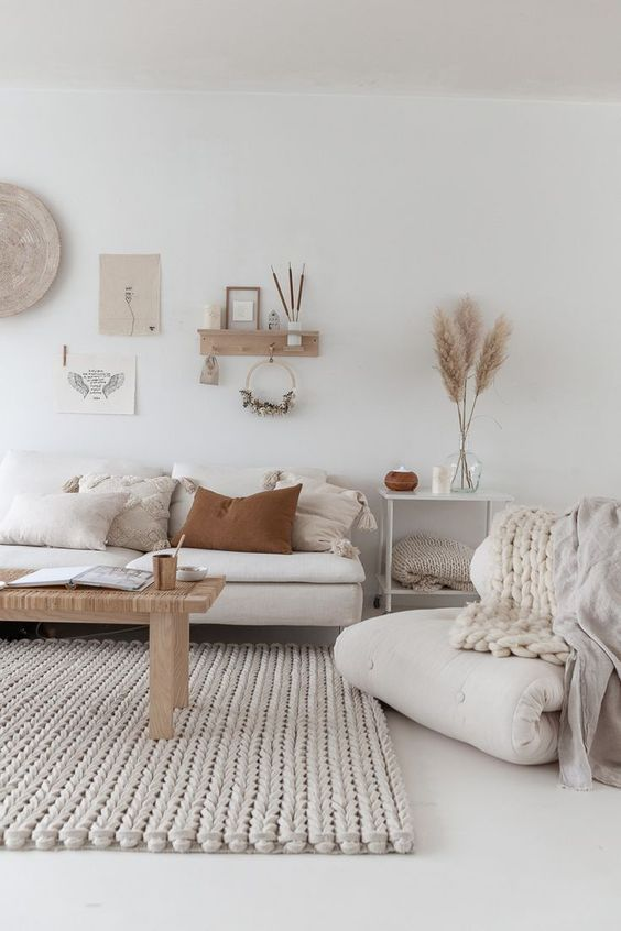 Scandinavian Living Room Ideas 16
