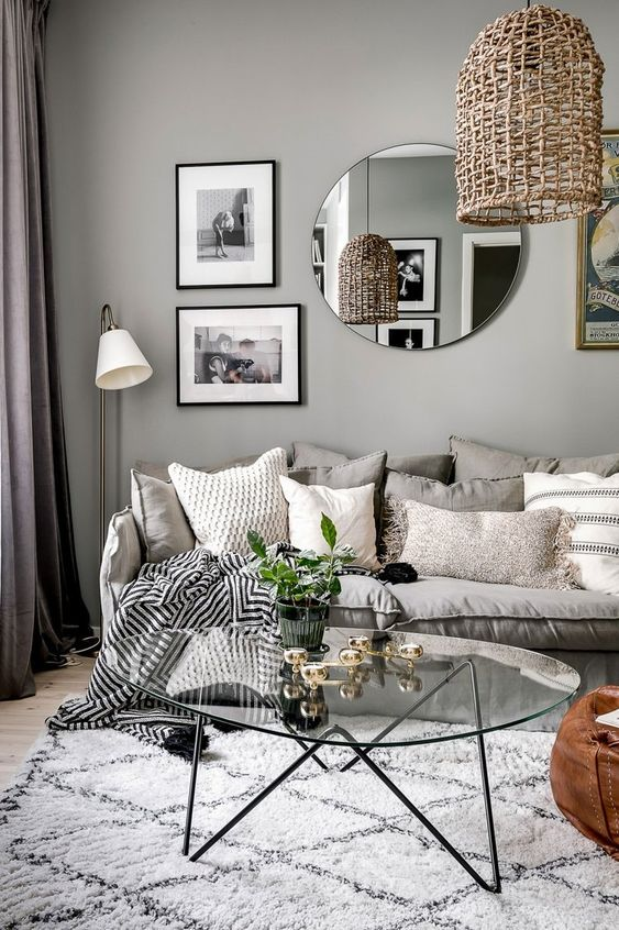 Scandinavian Living Room Ideas 19
