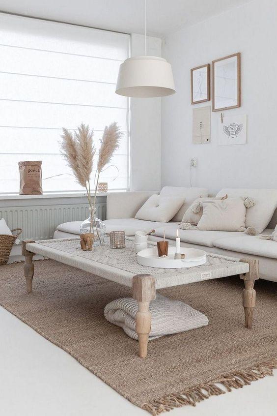Scandinavian Living Room Ideas: Relaxing Earthy Vibe