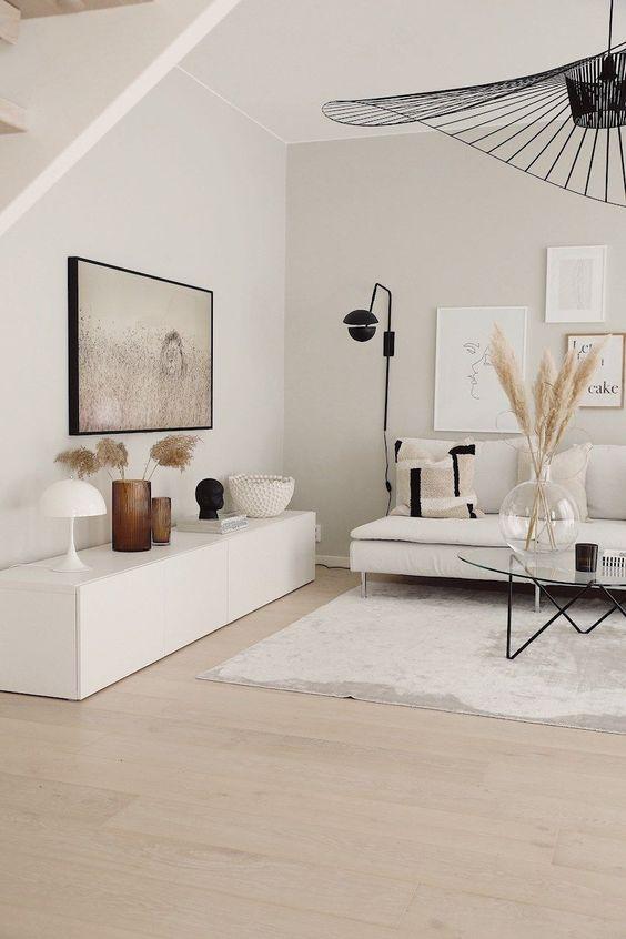 Scandinavian Living Room Ideas: Stylish Modern Look