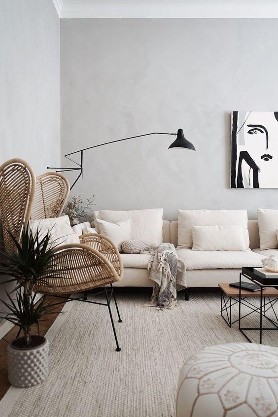 Scandinavian Living Room Ideas: Simple and Elegant