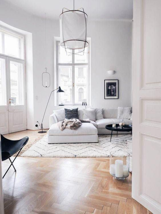 Scandinavian Living Room Ideas 7