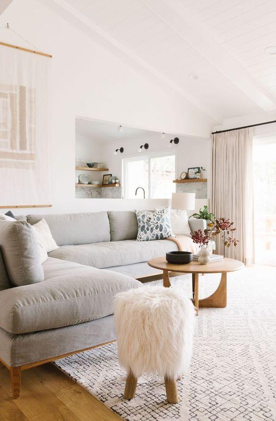 Scandinavian Living Room Ideas 8