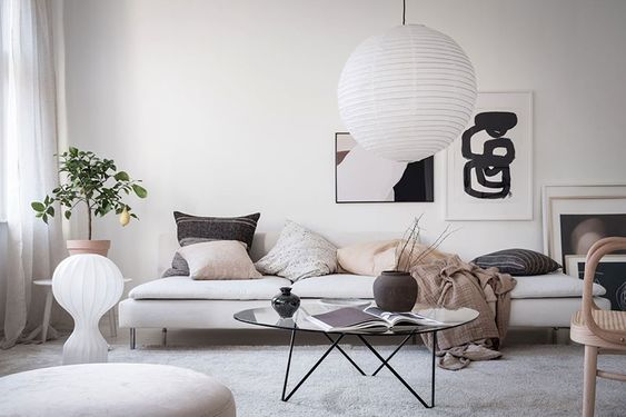 20+ Scandinavian Living Room Ideas to Get an Elegant Look