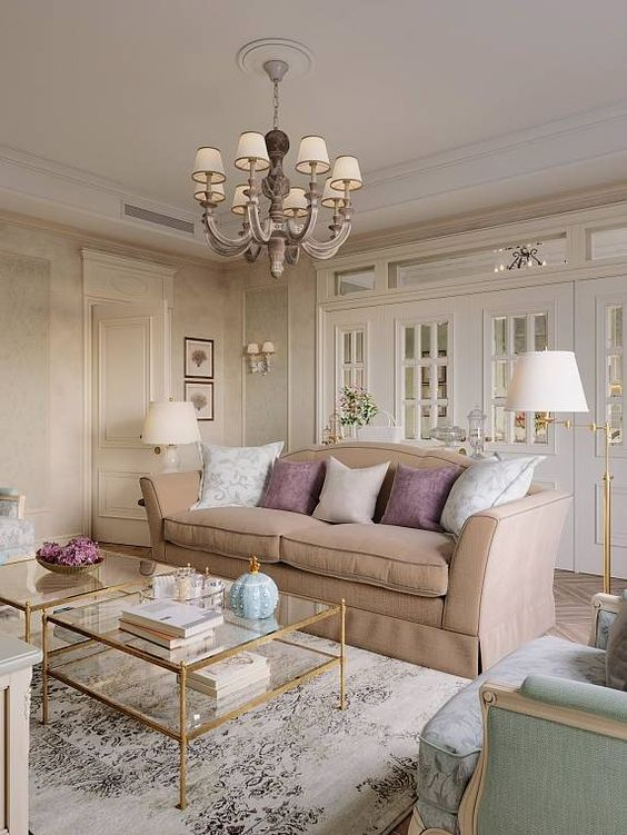 Traditional Living Room Ideas: Chic and Elegant