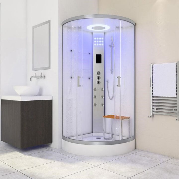 Why are Shower Cabins and Cubicles an Optimum Choice? A Look at Their Complete Benefits