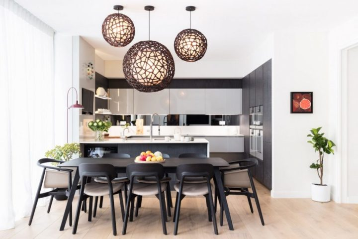 10+ Striking Dining Room Lighting Ideas That'll Mesmerize You